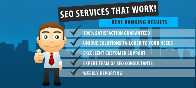 SEO Services With Webunitech Team